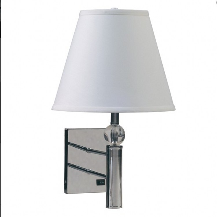 Simple modern wall lamp single head